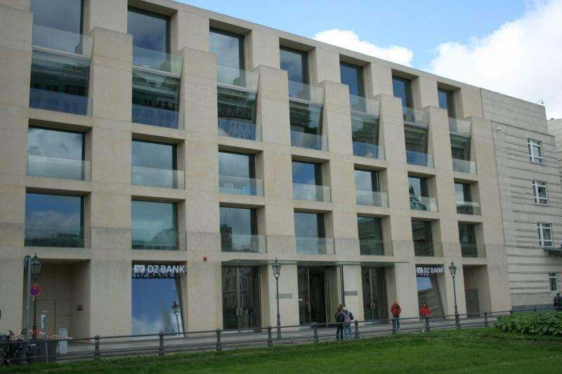 Haus der DZ BANK am Pariser Platz