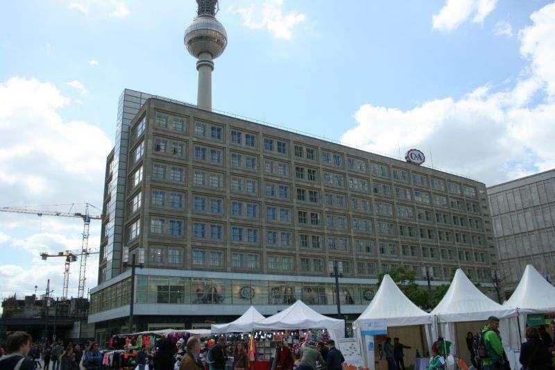 Berolinahaus & Alexanderhaus