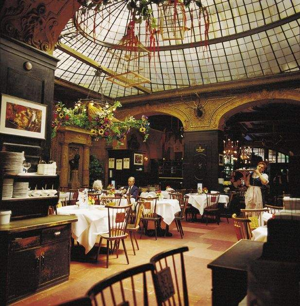 Augustiner Restaurant