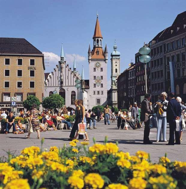 Германия, Фельдкирхен (Мюнхен), Holiday Inn Express Muenchen Messe.