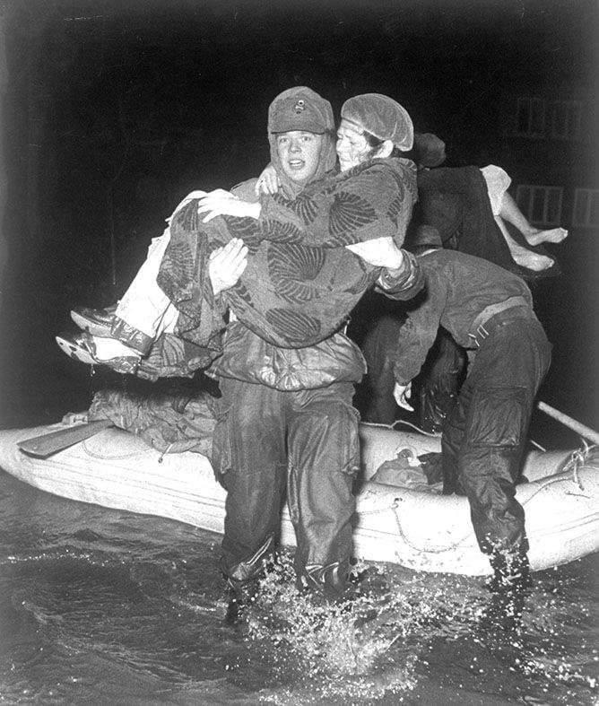 Sturmflut 1962 Ausstellung