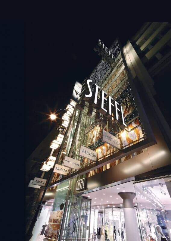 Steffl Department Store