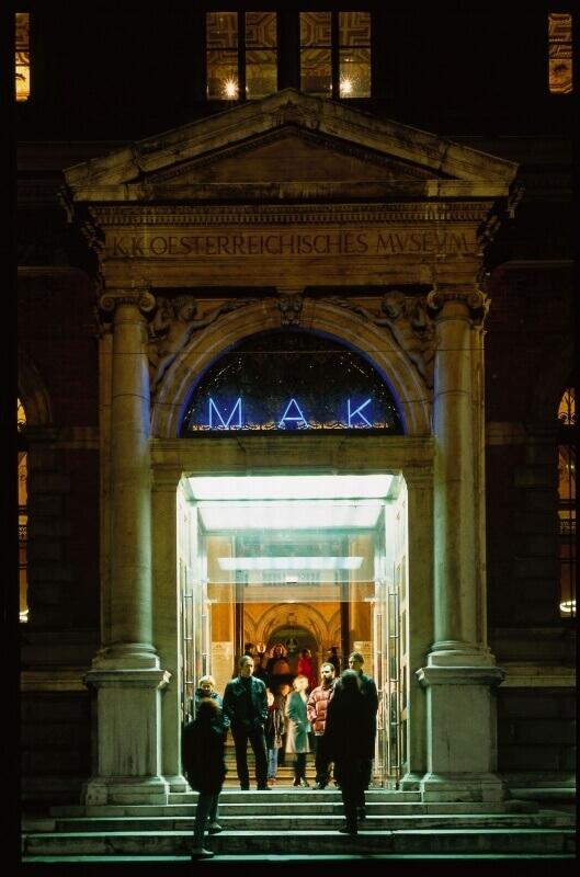MAK - Österreichisches Museum für angewandte Kunst / Gegenwartskunst