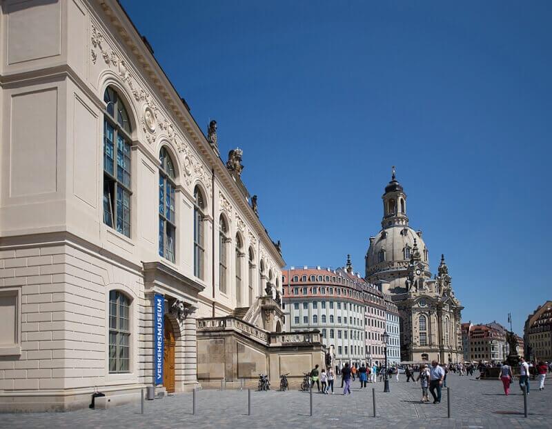 Verkehrsmuseum Dresden