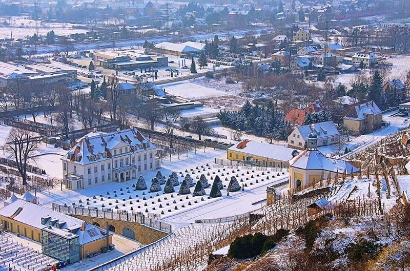 Lichterfest auf Schloss Wackerbarth