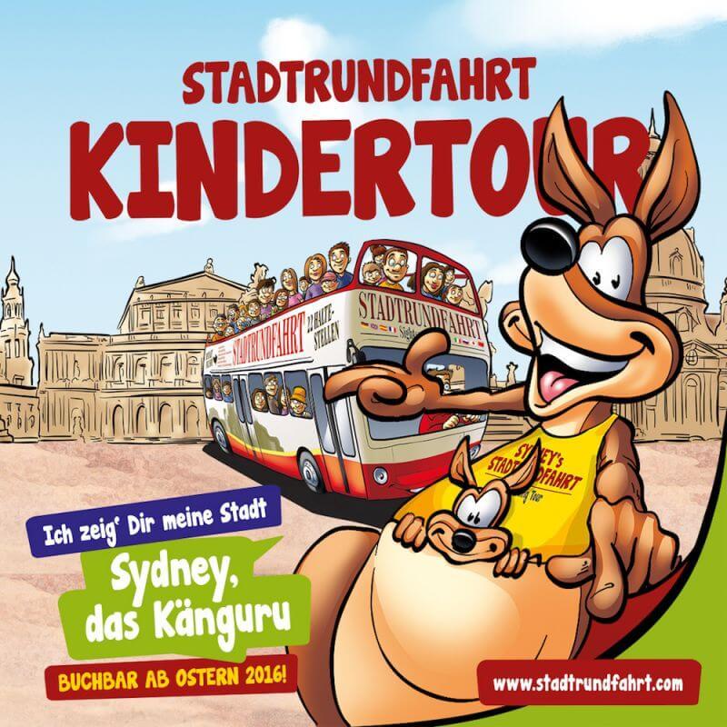 Sydneys Kinderstadtrundfahrt