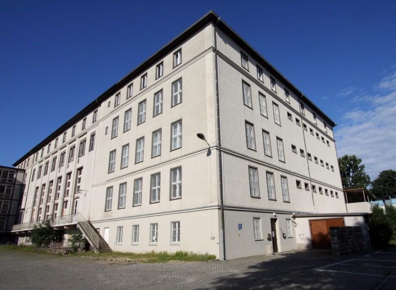 Gedenkstätte Bautzner Straße