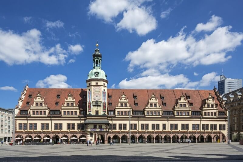 altes rathaus in leipzig. Black Bedroom Furniture Sets. Home Design Ideas
