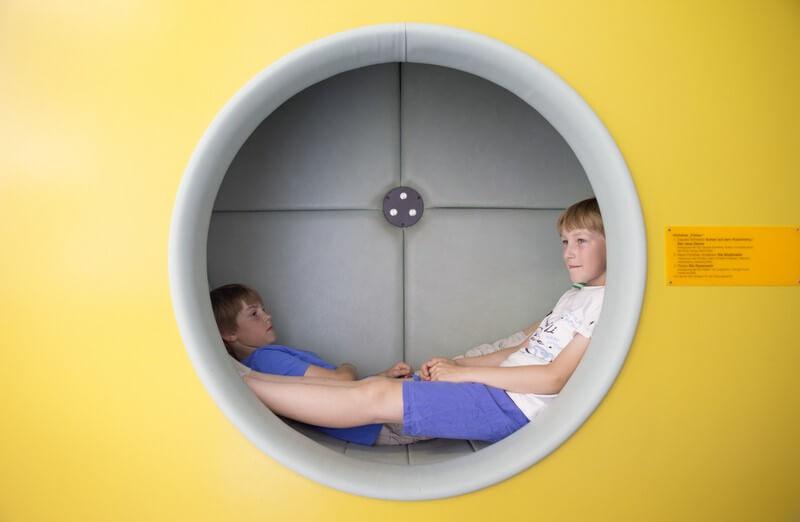 Dresdner Kinder-Museum - Unsere fünf Sinne