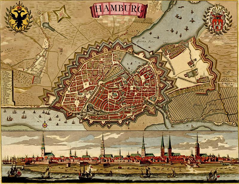 Geschichte des Hamburger Hafens