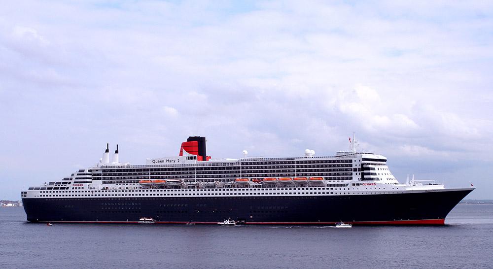 Bekannte Schiffe im Hamburger Hafen